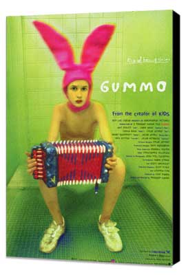Gummo - 11 x 17 Movie Poster - Japanese Style A - Museum Wrapped Canvas