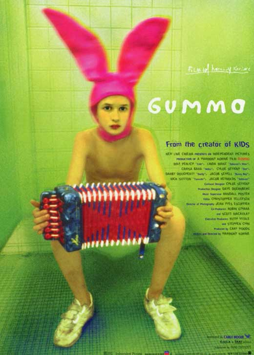 Gummo Movie Posters From Movie Poster Shop  Gummo Movie Pos...