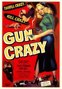 Gun Crazy - 43 x 62 Movie Poster - Bus Shelter Style A