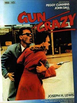 Gun Crazy - 11 x 17 Movie Poster - French Style A