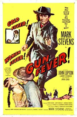 Gun Fever - 27 x 40 Movie Poster - Style A