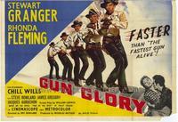 Gun Glory - 11 x 17 Movie Poster - Style B
