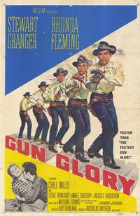 Gun Glory - 43 x 62 Movie Poster - Bus Shelter Style A