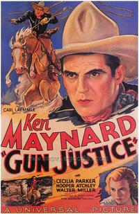Gun Justice - 43 x 62 Movie Poster - Bus Shelter Style A