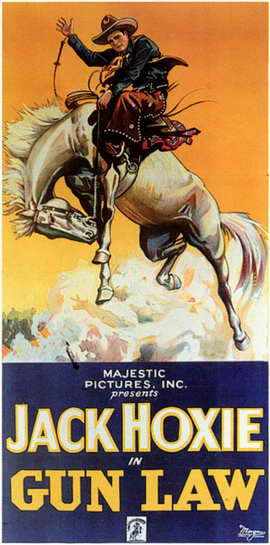 Gun Law - 11 x 17 Movie Poster - Style B