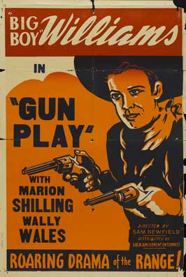 Gun Play - 27 x 40 Movie Poster - Style A