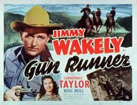 Gun Runner - 11 x 14 Movie Poster - Style A