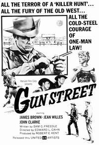 Gun Street - 11 x 17 Movie Poster - Style A