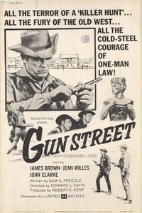 Gun Street - 27 x 40 Movie Poster - Style A