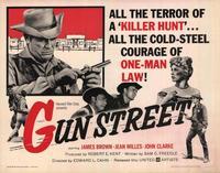 Gun Street - 22 x 28 Movie Poster - Half Sheet Style A
