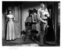 Gun the Man Down - 8 x 10 B&W Photo #1