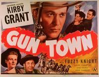 Gun Town - 11 x 14 Movie Poster - Style A