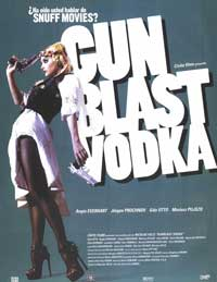 Gunblast Vodka - 11 x 17 Movie Poster - Spanish Style A