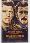 Gunfight at the O.K. Corral - 11 x 17 Movie Poster - Spanish Style A