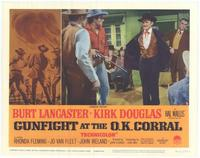 Gunfight at the O.K. Corral - 11 x 14 Movie Poster - Style I