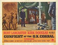 Gunfight at the O.K. Corral - 11 x 14 Movie Poster - Style J