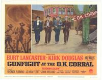 Gunfight at the O.K. Corral - 11 x 14 Movie Poster - Style L