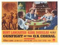 Gunfight at the O.K. Corral - 11 x 14 Movie Poster - Style G