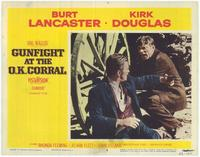 Gunfight at the O.K. Corral - 11 x 14 Movie Poster - Style D