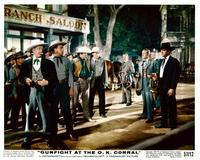 Gunfight at the O.K. Corral - 8 x 10 Color Photo #1