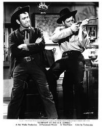 Gunfight at the O.K. Corral - 8 x 10 B&W Photo #2