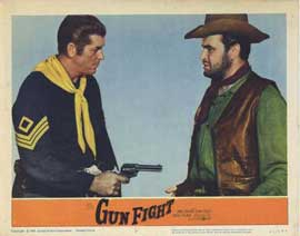 Gunfight - 11 x 14 Movie Poster - Style G