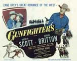 Gunfighters - 22 x 28 Movie Poster - Half Sheet Style A