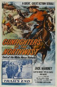 Gunfighters of the Nothwest - 11 x 17 Movie Poster - Style A