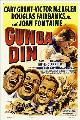 Gunga Din - 11 x 17 Movie Poster - Style B