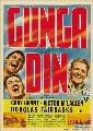 Gunga Din - 11 x 17 Movie Poster - Style C