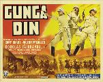 Gunga Din - 11 x 14 Movie Poster - Style H