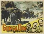 Gunga Din - 11 x 14 Movie Poster - Style E