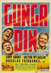 Gunga Din - 11 x 17 Movie Poster - Style C