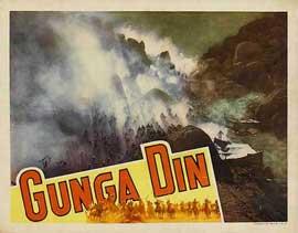 Gunga Din - 11 x 14 Movie Poster - Style B