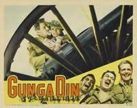 Gunga Din - 11 x 14 Movie Poster - Style G