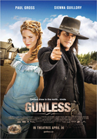 Gunless - 11 x 17 Movie Poster - Canadian Style A
