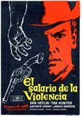 Gunman's Walk - 11 x 17 Movie Poster - Spanish Style A