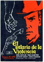Gunman's Walk - 27 x 40 Movie Poster - Spanish Style A