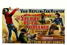 Gunman's Walk - 11 x 17 Movie Poster - Belgian Style A