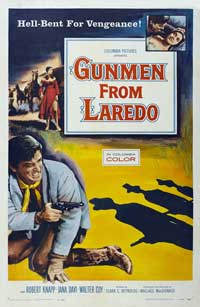 Gunmen from Laredo - 27 x 40 Movie Poster - Style A