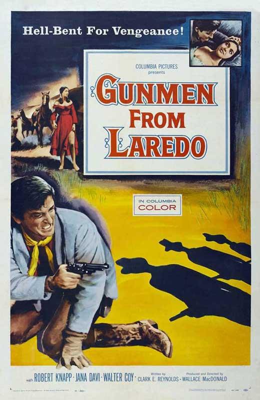 Gunmen from Laredo movie