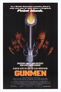 Gunmen - 27 x 40 Movie Poster - Style A