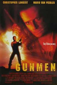 Gunmen - 11 x 17 Movie Poster - Style C