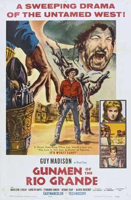Gunmen of Rio Grande - 11 x 17 Movie Poster - Style A