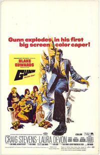 Gunn - 27 x 40 Movie Poster - Style A