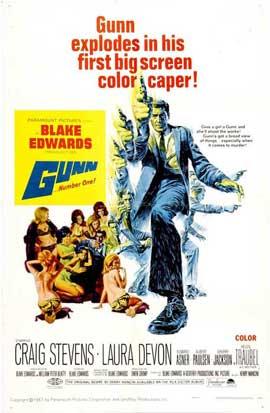 Gunn - 27 x 40 Movie Poster - Style B