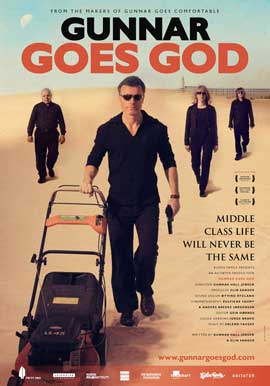 Gunnar Goes God - 43 x 62 Movie Poster - UK Style A