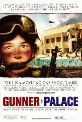 Gunner Palace - 11 x 17 Movie Poster - Style A