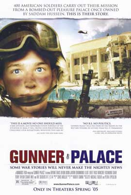 Gunner Palace - 27 x 40 Movie Poster - Style A