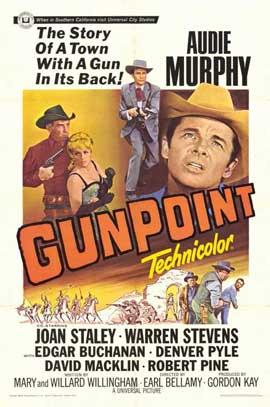 Gunpoint - 11 x 17 Movie Poster - Style B